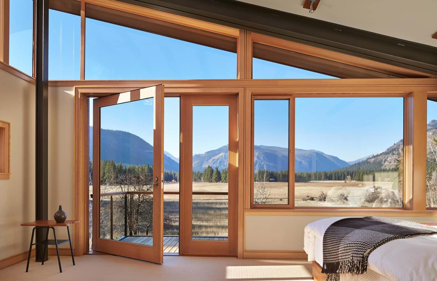 Wood Hinged and Pivot Doors