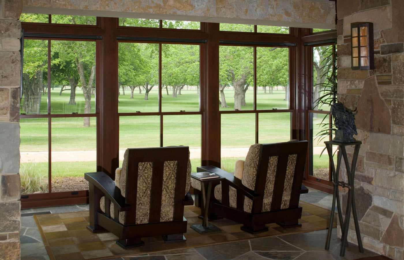 Wood Legacy Windows